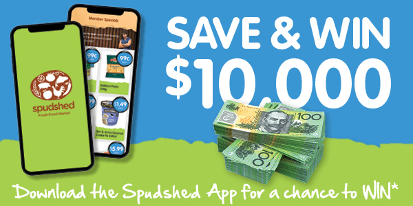 Download The Spudshed App & Win Mobile